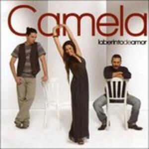 Laberinto De Amor - CD Audio di Camela