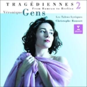 Tragediennes 2. from Gluck - CD Audio di Veronique Gens