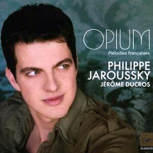 Opium. Mélodies françaises - CD Audio di Philippe Jaroussky