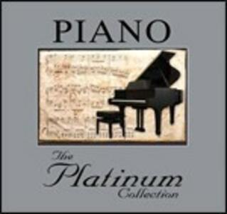The Platinum Collection: Piano - CD Audio