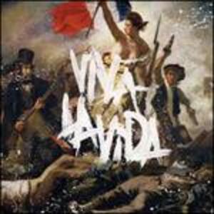 Viva La Vida or Death - CD Audio di Coldplay