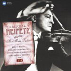 Icon. Jascha Heifetz - CD Audio di Jascha Heifetz