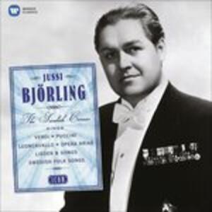 Icon. Jussi Björling - CD Audio di Jussi Björling
