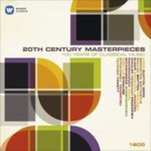 20th Century Masterpieces - CD Audio
