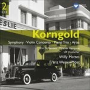 Orchestral Works - CD Audio di Erich Wolfgang Korngold