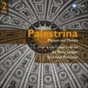 Messe e Mottetti - CD Audio di Giovanni Pierluigi da Palestrina