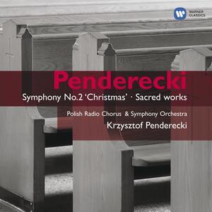 Christmas Symphony - CD Audio di Krzysztof Penderecki