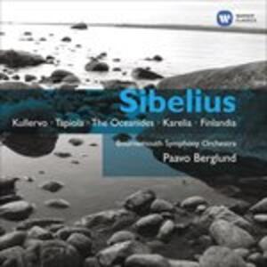 Kullervo - CD Audio di Jean Sibelius