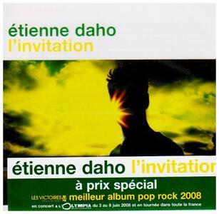 L'invitation - CD Audio di Étienne Daho