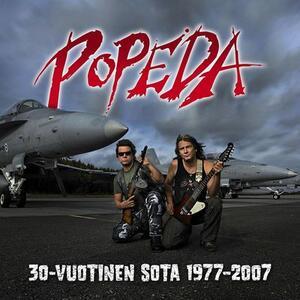 30-Vuotinen Sota.. - CD Audio di Popeda
