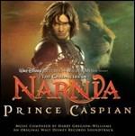 Cover CD Colonna sonora Le cronache di Narnia - Il Principe Caspian