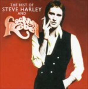 The Best of Steve Harley & Cockney Rebel - CD Audio di Steve Harley,Cockney Rebel