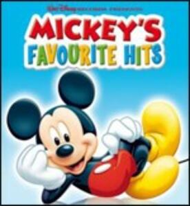 Mickey's Favourite Hits - CD Audio