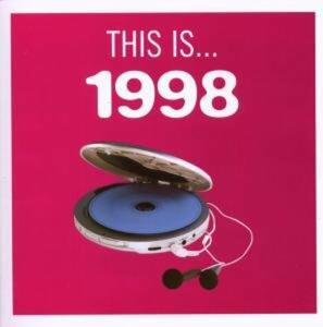 This Is 1998 - CD Audio
