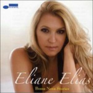 Bossa Nova Stories - CD Audio di Eliane Elias