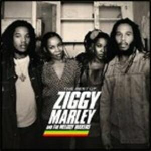 The Best of Ziggy Marley and the Melody Makers - CD Audio di Ziggy Marley,Melody Makers