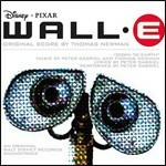 Cover CD Colonna sonora WALL•E