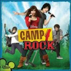 Camp Rock (Colonna Sonora) - CD Audio