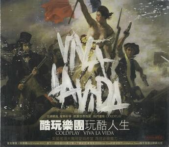Viva La Vida - CD Audio di Coldplay