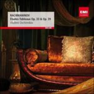 Etudes-Tableaux - CD Audio di Sergej Vasilevich Rachmaninov,Vladimir Ovchinnikov