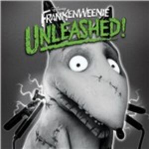 Frankenweenie Unleashed (Colonna Sonora) - CD Audio
