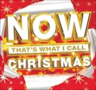 Now That's What I Call Christmas - CD Audio