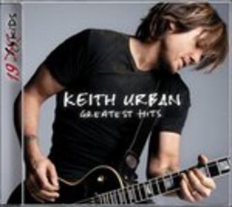 Greatest Hits - CD Audio di Keith Urban