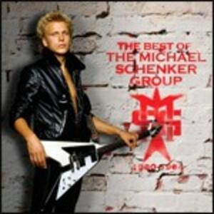 The Best of the Michael Schenker Group 1980-1984 - CD Audio di Michael Schenker (Group)