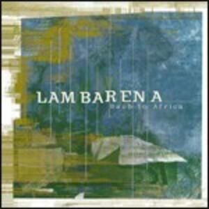 Bach to Africa - CD Audio di Lambarena