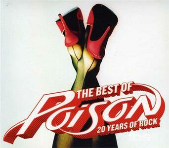 Best of the 20 Years - CD Audio di Poison
