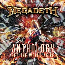 Anthology. Set the World Afire - CD Audio di Megadeth