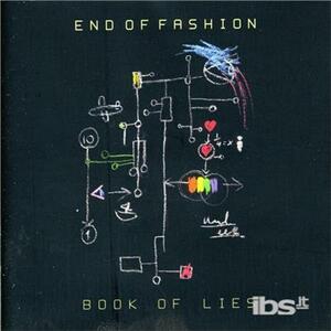 Book of Lies - CD Audio di End of Fashion