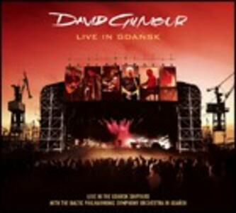 Live in Gdansk - CD Audio di Zbigniew Preisner,David Gilmour,Polish Baltic Philharmonic Orchestra