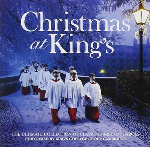 Christmas At King's - CD Audio di King's College Choir