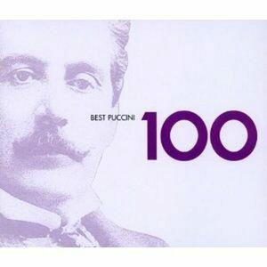 100 Best Puccini - CD Audio di Giacomo Puccini