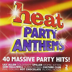 Heat Party Anthems - CD Audio