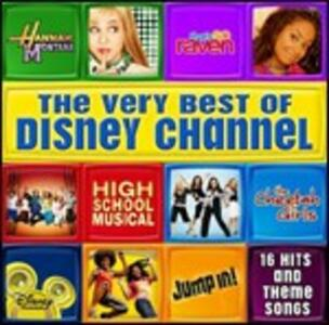 The Very Best of Disney Channel (Colonna Sonora) - CD Audio