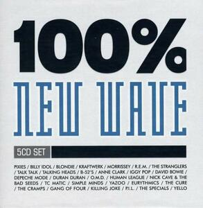 New Wave Box - CD Audio