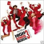 Cover CD Colonna sonora High School Musical 3: Senior Year