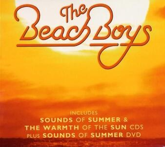 Sounds of Summer & the Warmth of the Sun - CD Audio di Beach Boys