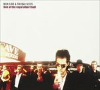 Live at the Royal Albert Hall, London 19-05-1997 - CD Audio di Nick Cave,Bad Seeds