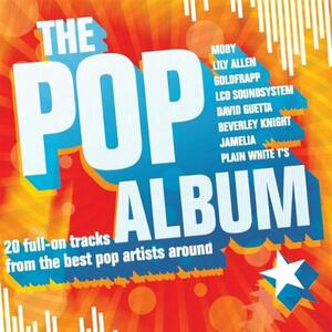 The Pop Album - CD Audio