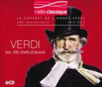 100 Best Radio Classics - CD Audio di Giuseppe Verdi