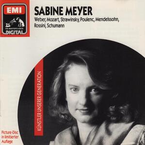 Sabine Meyer. Kuenstlerportrait - CD Audio