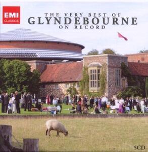 Very Best of Glyndebourne on Record - CD Audio
