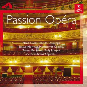 Passion Opera - CD Audio