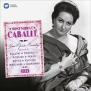 Icon. Montserrat Caballé - CD Audio di Montserrat Caballé