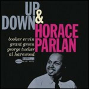 Up & Down - CD Audio di Horace Parlan