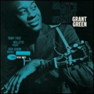 Grant's First Stand - CD Audio di Grant Green