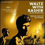 Cover CD Valzer con Bashir
